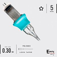 Картриджи Envy Gen2 Cartridges. Round Shader 0,3 mm (10 шт)